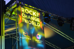 Rock to Change the World KISS