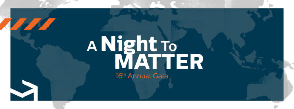 A Night to Matter Gala