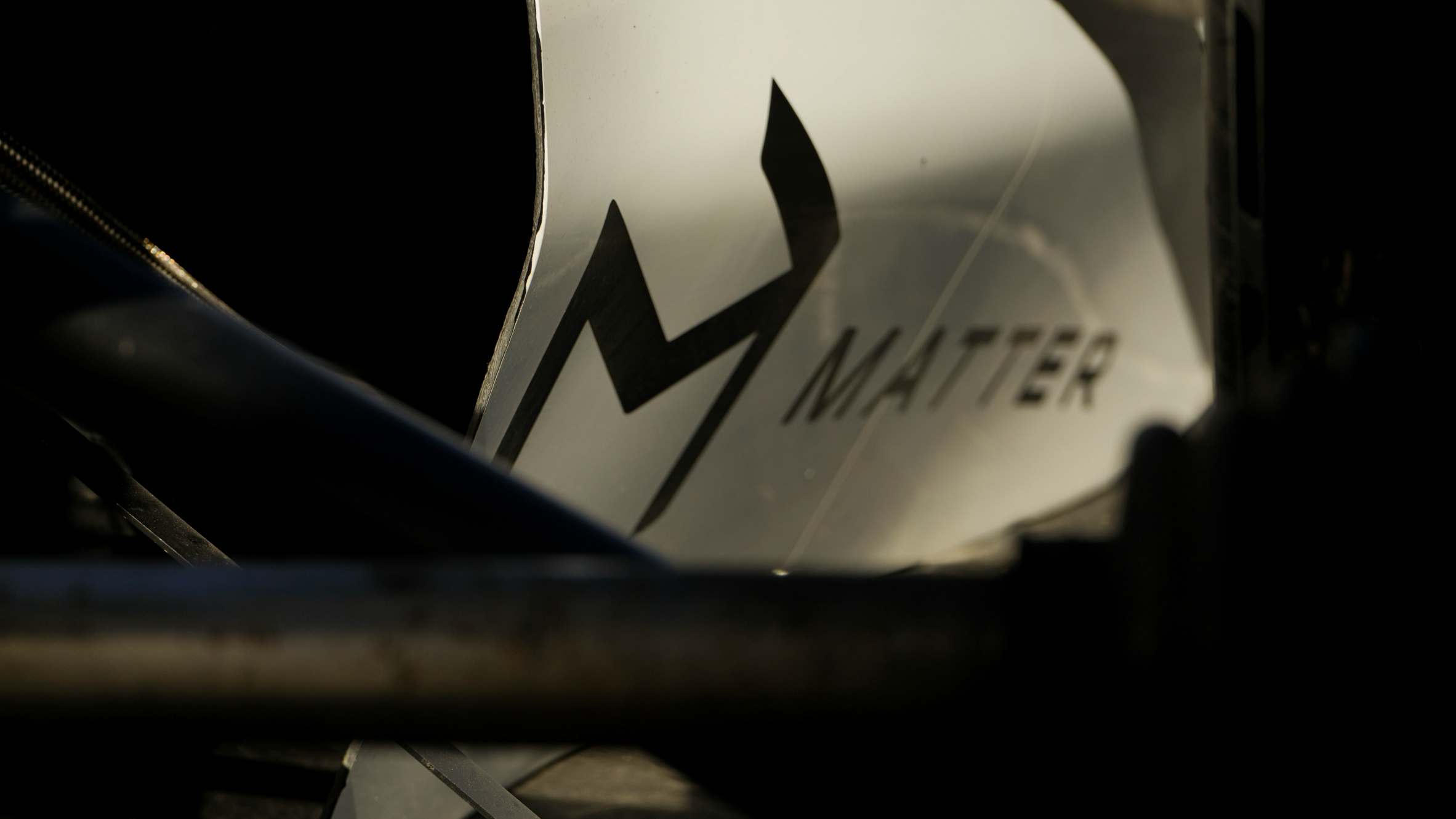 Race Car Branded MATTER