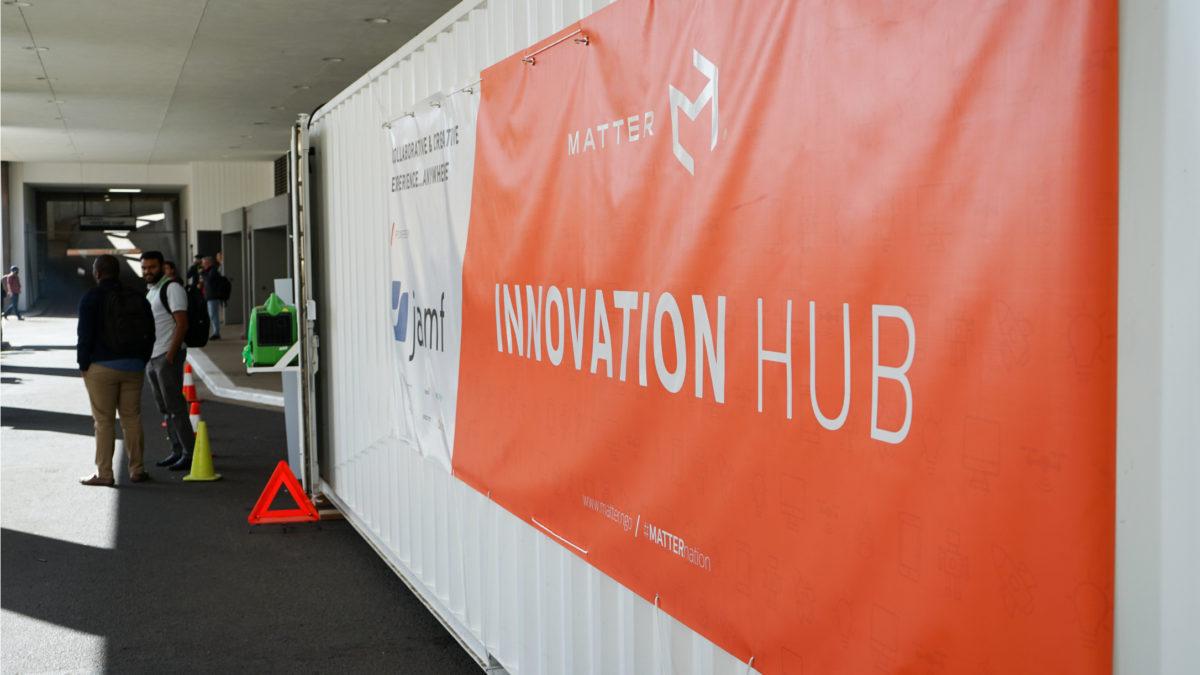 MATTER Innovation Hub at JNUC