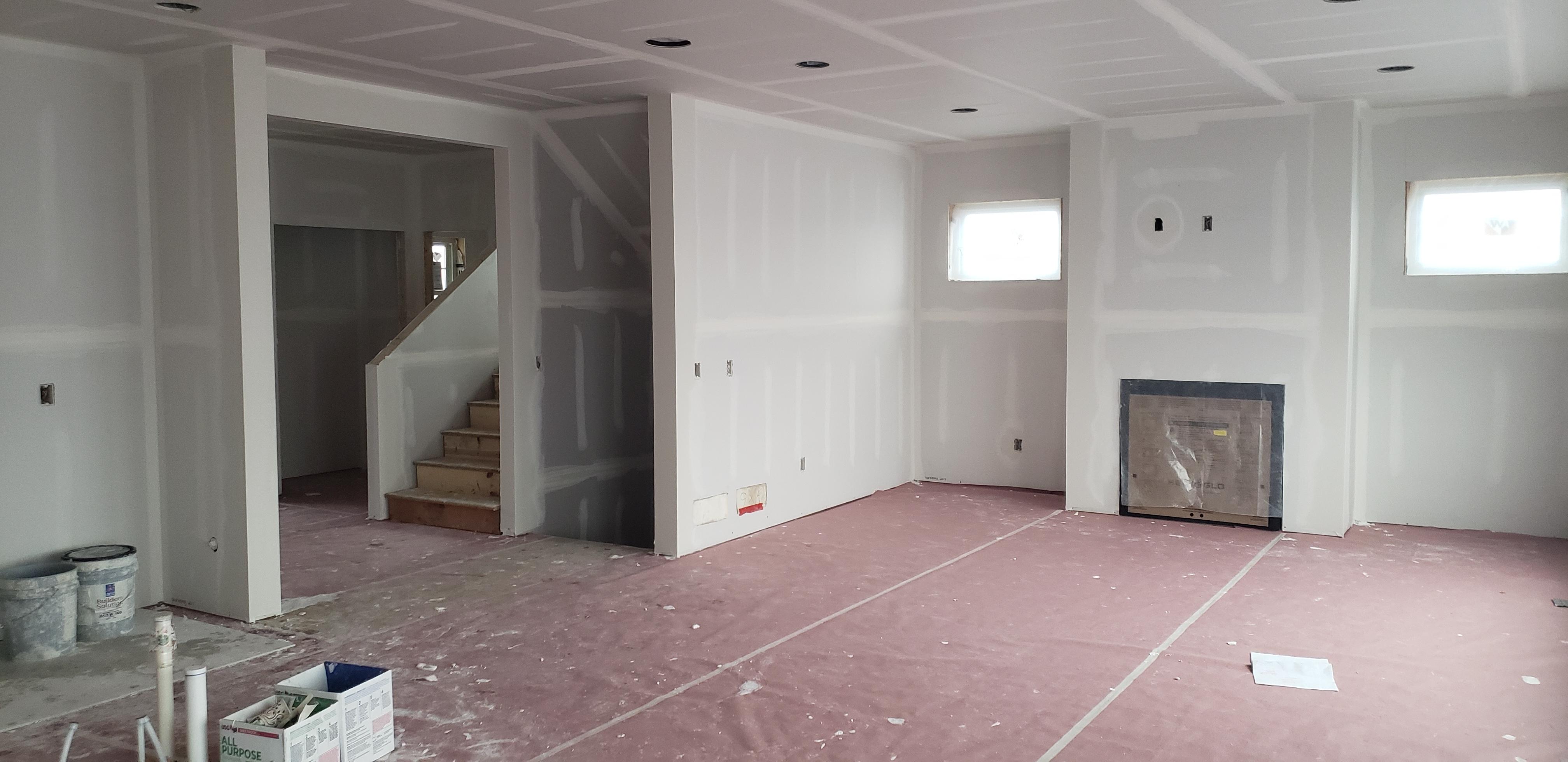 Community Cares MATTERhouse interior