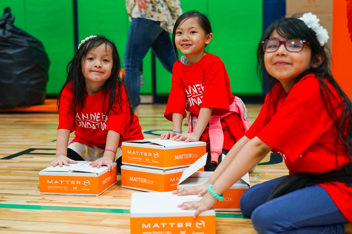 MATTERbox Helps Kids Eat Better