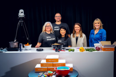 YOU MATTER Cooking Show