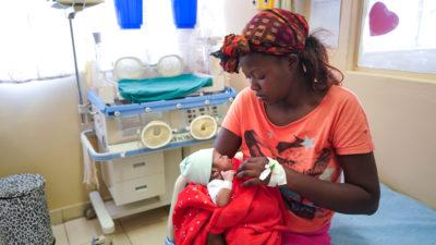 Bringing Hope To Zimbabwe