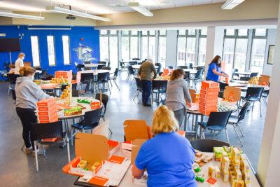 Bringing Food & Good To Communities Nationwide